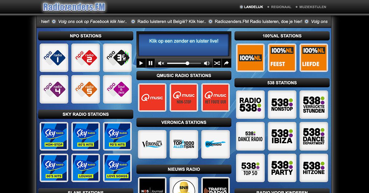 (c) Radiozenders.fm